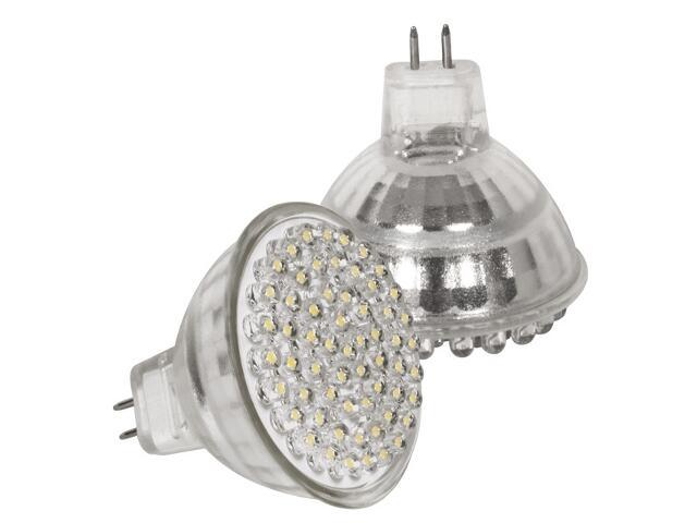 xŻarówka LED LED60 MR16-WW 3,9W ciepłobiała Kanlux