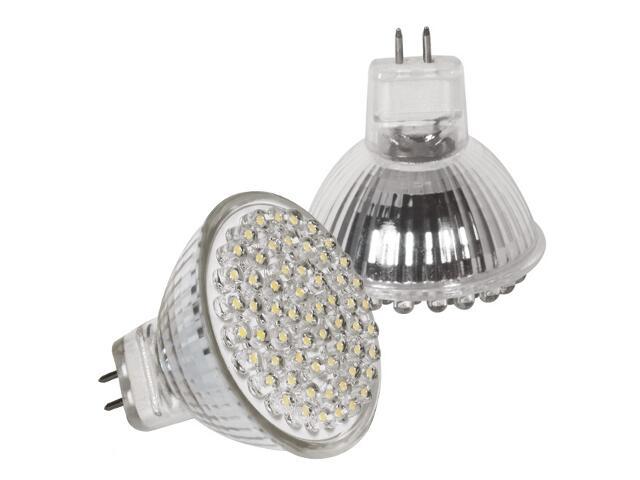 xŻarówka LED LED60 JCDR-CW 3W zimnobiała Kanlux