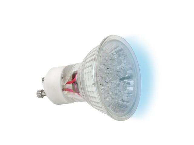 xŻarówka LED LED20 GU10-BL 1,3W niebieska Kanlux