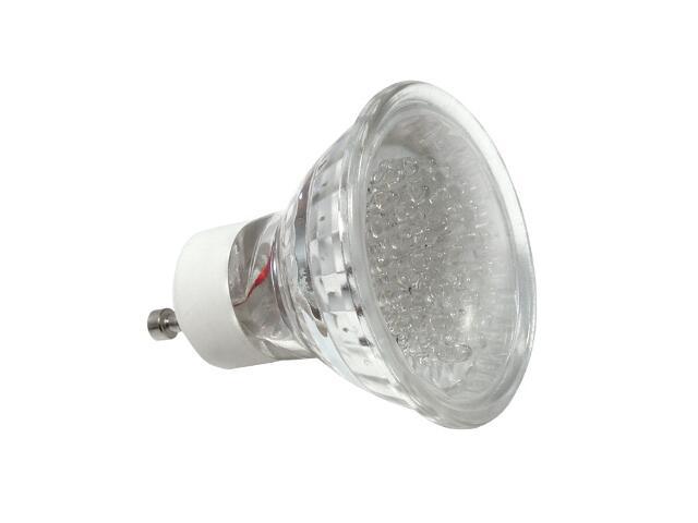 xŻarówka LED LED20 GU10-WW 1,3W ciepłobiała Kanlux