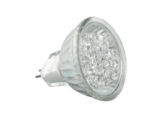 xŻarówka LED LED20 MR16-Y 1,5W żółta Kanlux