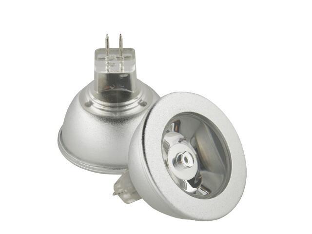 xŻarówka LED MR16-CW max 2W zimnobiała Kanlux