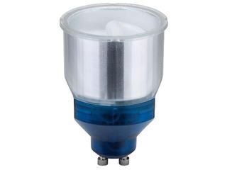 xŚwietlówka energooszczędna ESL Reflektor 11W GU10 zimne białe światło Short neck Paulmann