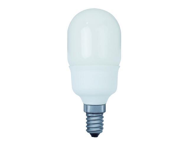 xŚwietlówka energooszczędna ESL gruszkowa 5W E14 ciepła barwa światła Paulmann