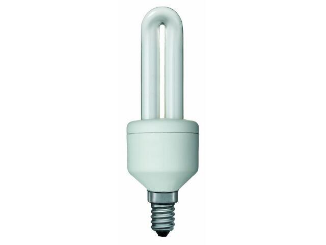 xŚwietlówka energooszczędna Mini electronic, 2-rurkowa, E14, 9W Paulmann