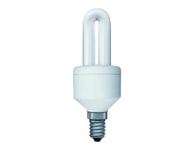 xŚwietlówka energooszczędna Mini electronic, 2-rurkowa, E14, 5W Paulmann