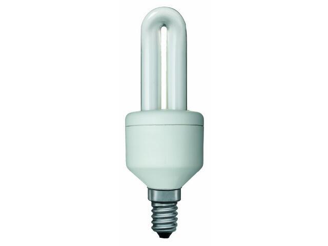 xŚwietlówka energooszczędna Mini electronic, 2-rurkowa, E14, 7W Paulmann