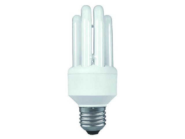 xŚwietlówka energooszczędna Quadro electronic, 4-rurkowa, E27, 15W Paulmann