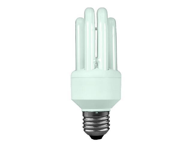 xŚwietlówka energooszczędna Quadro electronic, 4-rurkowa, E27, 20W Paulmann