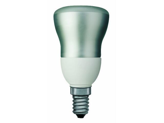 xŚwietlówka energooszczędna R50 ekstra ciepłe światło, E14, 7W, 8000h Paulmann