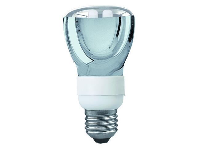 xŚwietlówka energooszczędna R63 ekstra ciepłe światło, E27, 5W, 8000h Paulmann