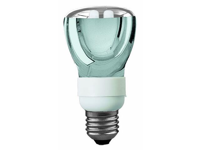 xŚwietlówka energooszczędna R63 ekstra ciepłe świtało, E27, 7W, 8000h Paulmann