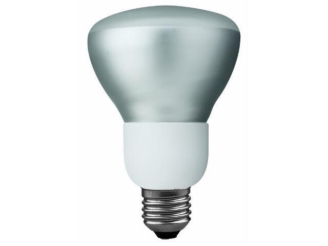 xŚwietlówka energooszczędna R80 ekstra ciepłe światło, E27, 9W, 8000h Paulmann