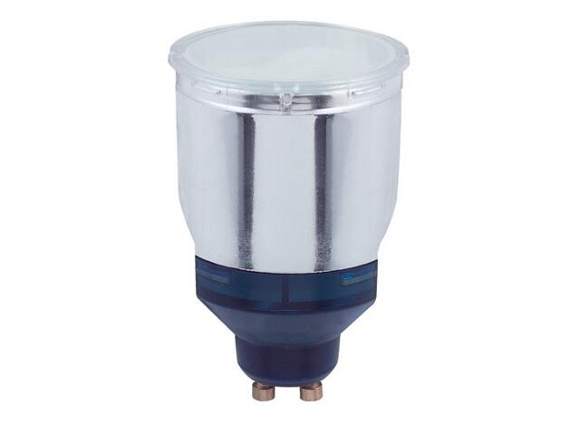 xŚwietlówka energooszczędna kompaktowa 11W GU10 światło dzienne Paulmann