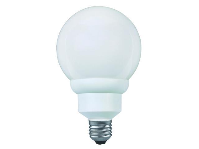 xŚwietlówka energooszczędna Globe elektronic, ekstra ciepły ton, E27, 11W Paulmann