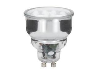 xŚwietlówka energooszczędna ESL 5W GU10 chrom Paulmann