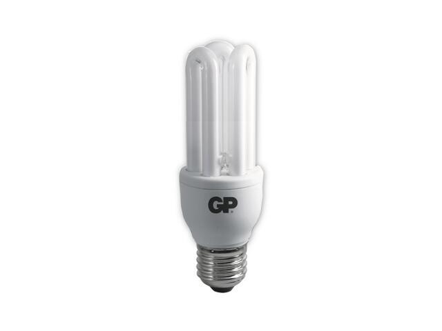 xŚwietlówka energooszczędna kompaktowa forma 3U 24W E27 kartonik 1 szt. GP Battery