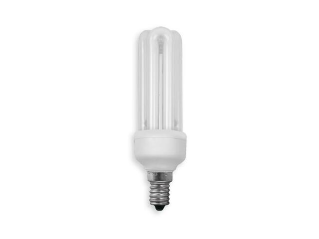 xŚwietlówka energooszczędna kompaktowa 3U XEU-15W E14 Kanlux
