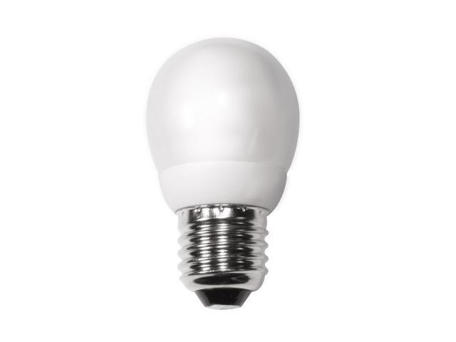xŚwietlówka energooszczędna kompaktowa DAO GBL-7W E27 Kanlux