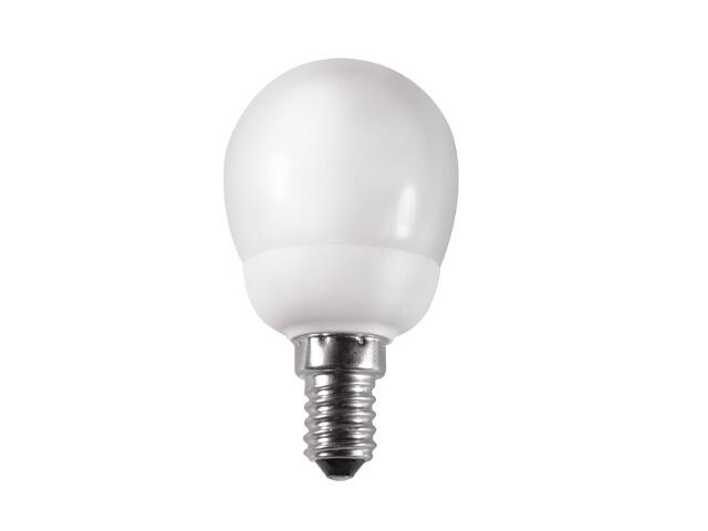 xŚwietlówka energooszczędna kompaktowa DAO GBL-7W E14 Kanlux