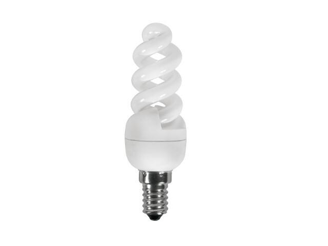 xŚwietlówka energooszczędna kompaktowa ETU-MSS 7W E14/K Kanlux
