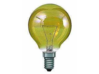 xŻarówka dekoracyjna Miniglobe, złota E14, fi 60mm, 25W Paulmann