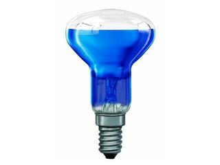 xŻarówka dekoracyjna R50 Akzent Happy Color, niebieska, E14, 40W Paulmann