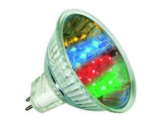 xŻarówka LED 12V GU5,3 <1W 50000h multicolor Paulmann
