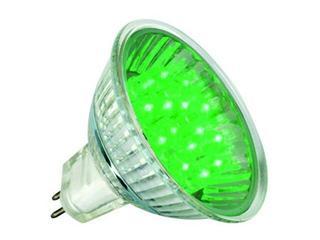 xŻarówka LED 12V GU5,3 <1W 5000h zielona Paulmann
