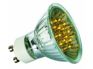 xŻarówka LED 230V GU10 <1W 50000h żółta Paulmann