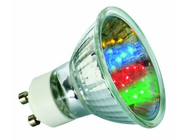 xŻarówka LED Multicolor 1W GU10 7 Paulmann