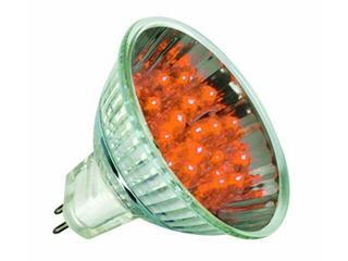 xŻarówka LED 1W GU5,3 pomarańczowa Paulmann