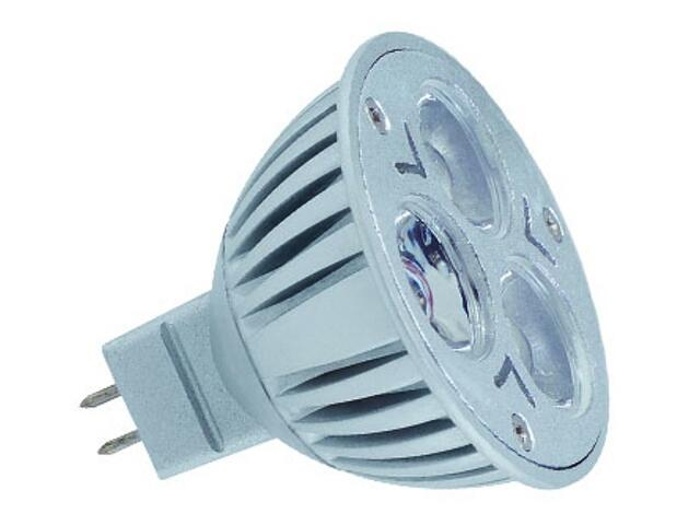 xŻarówka LED Powerline 3x1W GU5,3 3200K ciepła barwa Paulmann