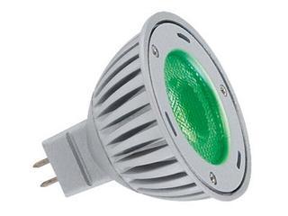 xŻarówka LED Powerline 3W GU5,3 zielona Paulmann