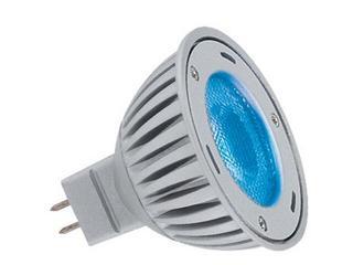 xŻarówka LED Powerline 3W GU5,3 niebieska Paulmann