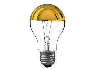 xŻarówka dekoracyjna zwierciadło złote, E27, 40W Paulmann