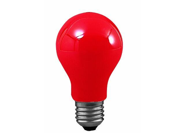 xŻarówka dekoracyjna czerwona, E27, 25W Paulmann