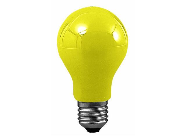 xŻarówka dekoracyjna żółta, E27, 25W Paulmann