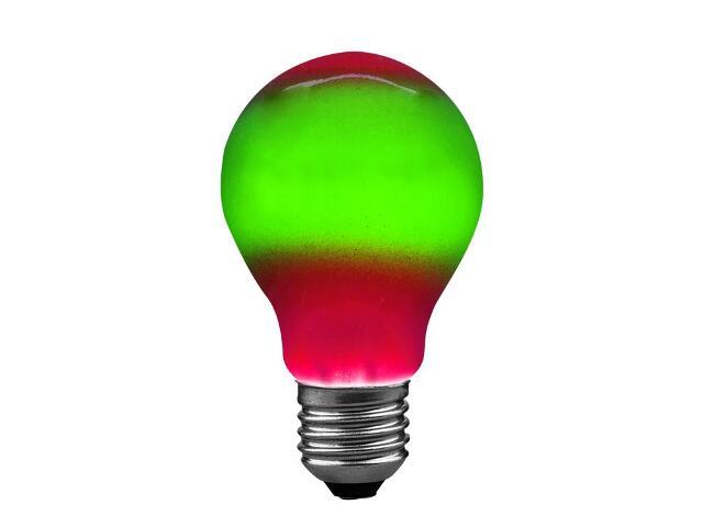 xŻarówka dekoracyjna czerwono/zielona 25W E27 Paulmann