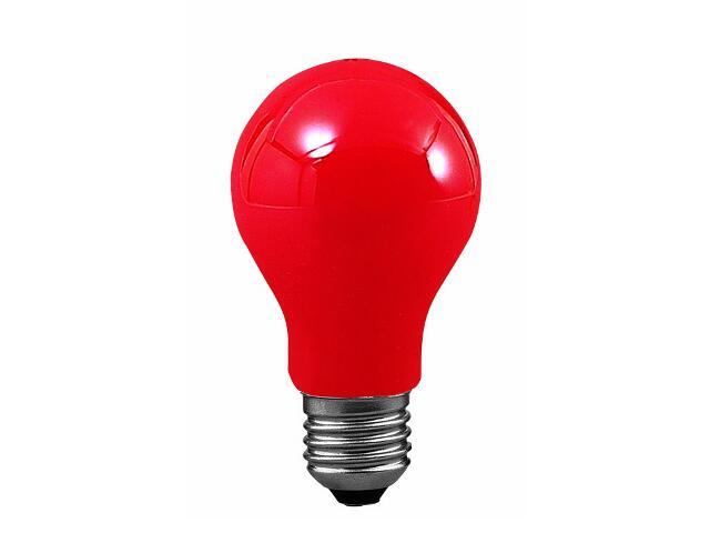 xŻarówka dekoracyjna czerwona, E27, 40W Paulmann