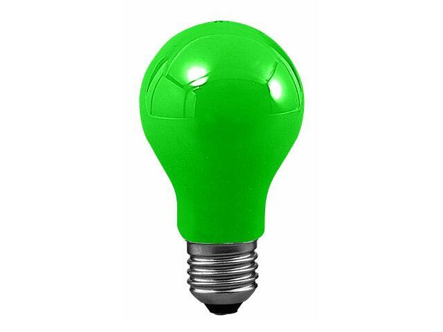 xŻarówka dekoracyjna zielona, E27, 40W Paulmann