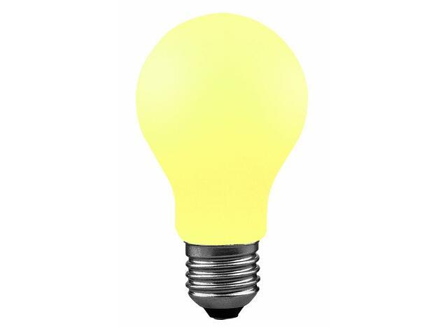 xŻarówka dekoracyjna żółta satyna, E27 40W Paulmann