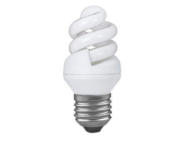 xŚwietlówka energooszczędna spirala 5W E27 ciepłe światło Paulmann