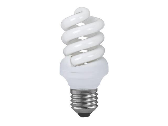 xŚwietlówka energooszczędna spirala 11W E27 ciepłe światło Paulmann