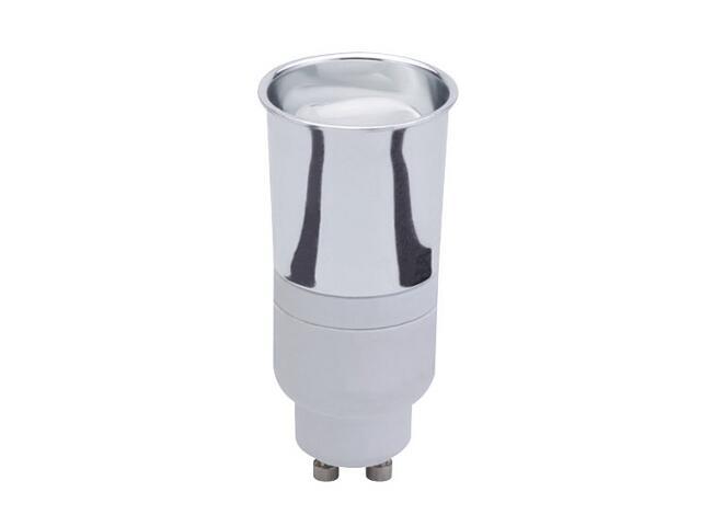 xŚwietlówka energooszczędna energooszczędna 35mm 5W GU10 chromowa Paulmann