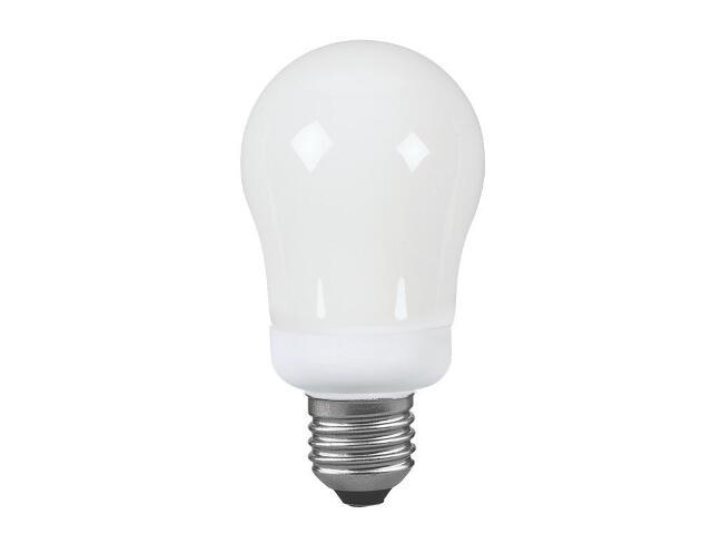 xŚwietlówka energooszczędna electronic E27 7W opal Paulmann