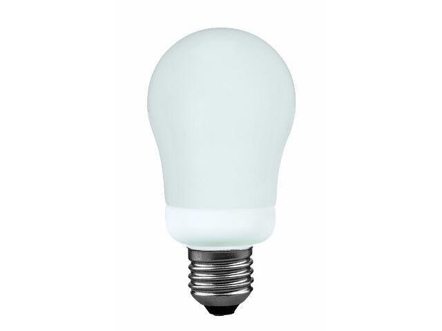 xŚwietlówka energooszczędna electronic E27 9W opal Paulmann