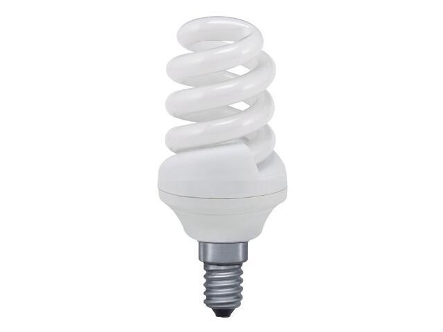 xŚwietlówka energooszczędna spirala 15W E14 ciepła barwa Paulmann