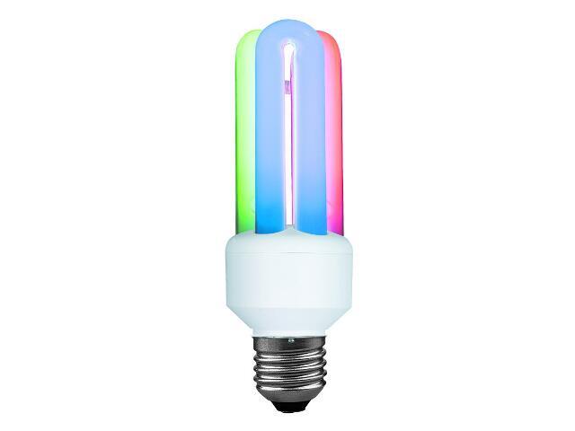 xŚwietlówka energooszczędna E27 15W 3-kolorowa Paulmann