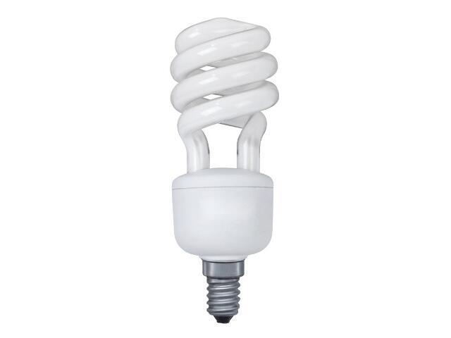 xŚwietlówka energooszczędna spirala 11W E14 extra ciepła barwa Paulmann